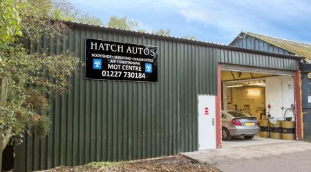Hatch Autos workshop