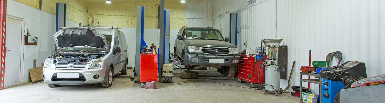 Service & Repair Workshop
